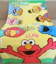 Elmo Bathroom Accessories Sesame Street Bath Beach Towels Ebay