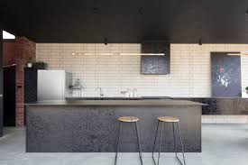 architectural kitchen design arthur street by archier the fisher paykel series the local
