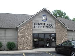 save money and help others at the dove u0027s nest thrift shop