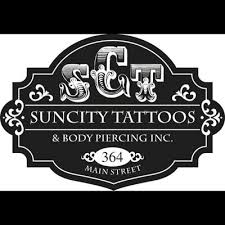 suncity tattoos suncitytattoos