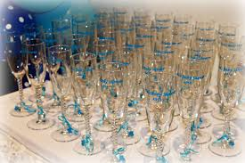 wine glass party favor baby shower wine glass favors home design inspirations