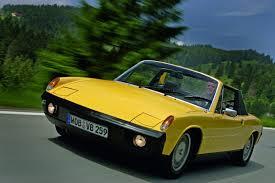 classic porsche 914 1969 1976 porsche 914 review top speed