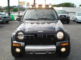 jeep liberty light bar 2004 jeep liberty renegade sport utility 4 door 3 7l 4x4 light