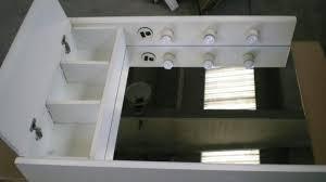 armadietto bagno con specchio mobiletto specchio con tre per bagno a cassano d adda