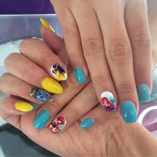 40 insanely sweet disney nail art ideas that compliment your
