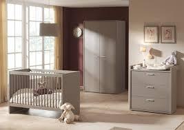chambre bébé complete chambre bébé complète contemporaine coloris basalte gris donna