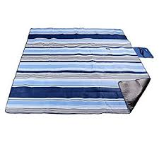 Outdoor Picnic Rug Large Outdoor Picnic Blankets Waterproof Backing 200 X 200cm