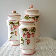 56 best kitchen canisters images on pinterest kitchen canisters