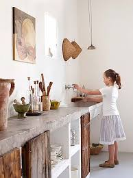 Rustic Kitchen Countertops by Best 25 Rustic Kitchens Ideas On Pinterest Rustic Kitchen