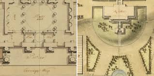 White House Floor Plans Washington D C 1800s White House Us Capitol National Mall