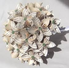 paper flower bouquet custom paper flower bridal bouquet aftcra