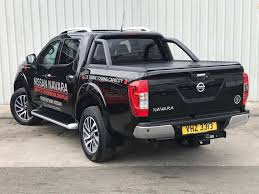 nissan navara 2017 sport used 2017 nissan navara 2 3dci tekna with rolltop and sports bars