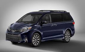 toyota sienna europe toyota says sienna and yaris get more usb ports additional safety