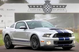 ford mustang shelby gt500 uk ford shelby gt500 makes uk bow autocar