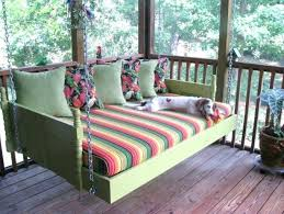 Daybed Porch Swing Daybed Porch Swing Hanging Porch Swing Bed Outdoor The Best Daybed