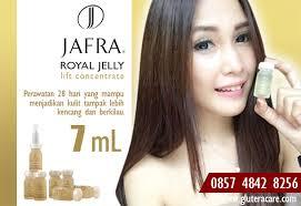Serum Wajah Jafra jafra royal jelly serum harga manfaat review kosmetik jafra