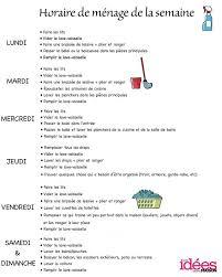 organisation du travail en cuisine 434 best ménage maison ou travail organisation images on