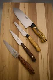 laser kitchen knives a few blades and some ironwork show and tell bladesmith u0027s