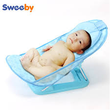 baby shower seat 2017 new plastic folding baby bath seat bath chair bathtub for
