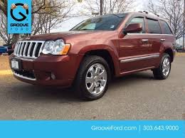 jeep overland for sale used 2008 jeep grand overland for sale denver co f5010618a