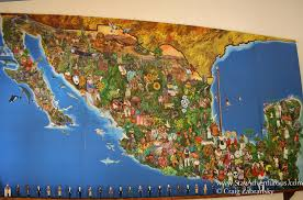 map of mexico with states mexican march madness 31 things to do in mexico stay adventurous