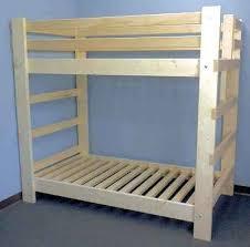 Build A Bunk Bed Diy Loft Bed Plans Bancdebinaries