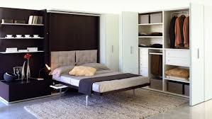 Ikea Modern Bedroom Bedroom Awesome White Murphy Bed Ikea With Dark Shag Rug For