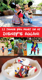 12 things you must do at disney u0027s aulani resort in hawaii