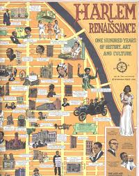 Harlem Map New York by Harlem Renaissance Map Of Harlem Teaching Stuff Pinterest
