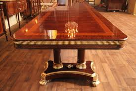 mahogany dining table with luxury look luxury dining table
