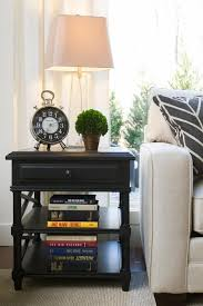 Living Room Side Tables Decorating End Tables Best 25 Side Table Decor Ideas On Pinterest