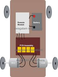pdf of how to build rc car circuit circuit diagram images