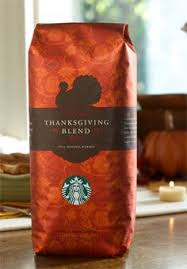 starbucks thanksgiving blend starbucks coffee company coffee