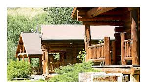 old mill log cabins afton travel wyoming that u0027s wy