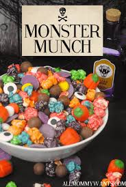 Monster Halloween Party 20 Easy Monster Treats And Crafts For Kids Happiness Is Homemade