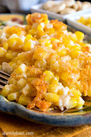 nantucket corn pudding a family feast