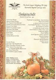 thanksgiving uncategorized bestksgiving menu ideas on