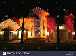 house lit up for diwali india stock photo royalty free image