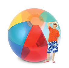 Beach Transparent by Giant Transparent Beach Ball U2013 Oddball Mall