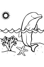 coloriage magique dauphin imprimer coloriage de dauphins coloriages