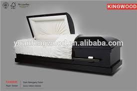 black casket classic black casket and paper veneer coffin with lining buy