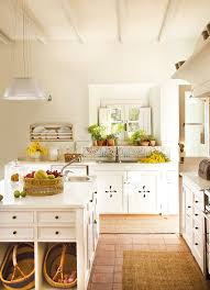 Light Kitchen Farmhouse Country Kitchen 5 Take Away Tips The Inspired Room
