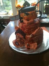 Sweet 16 Halloween Cakes by For The Love Of Chocolate And Cakes Texas Chainsaw Massacre