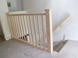 Banister Replacement Gallery U2013 Oakenhall Carpentry U0026 Joinery Services
