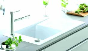 evier cuisine ceramique blanc evier blanc ceramique evier en cacramique meuble 60 cm blanc mat