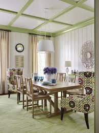 Sarah Richardson Dining Rooms Green With Envy