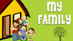 my family family vocabulary learn words for family