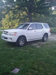 2005 toyota sequoia limited specs toyota sequoia limited suv 4x4 loaded no reserve