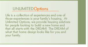 Home Design Unlimited Unlimited Options Inc
