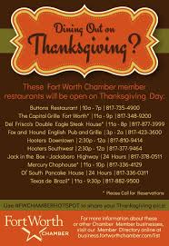 fort worth chamber on no turkey no problem these chamber